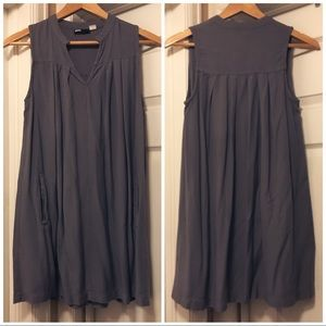 BDG for URBAN OUTFITTERS gray dress